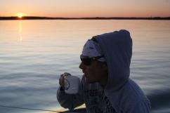 Yövuorolaisen kaffehetki