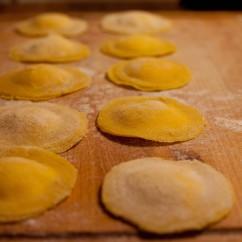 Ready raviolis