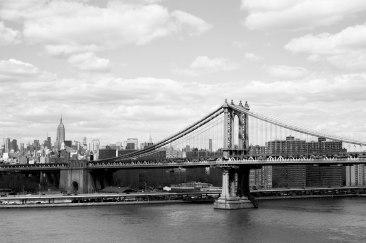 Midtown and Manhattan bridge