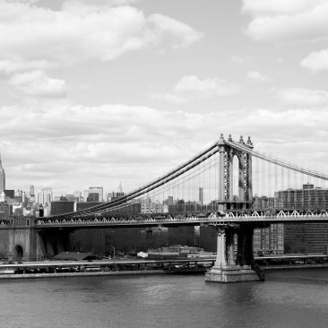 Midtown and Manhattan bridge