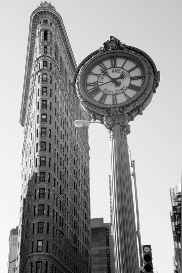 Flatiron building at 5th Ave