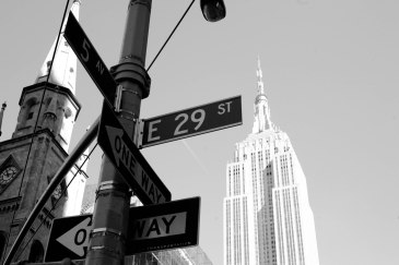 Streets and Avenues