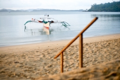 Palawan - Port Barton - Banga