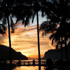 Palawan - El Nido - Sunset