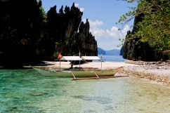 Palawan - El Nido - Private Beach 2