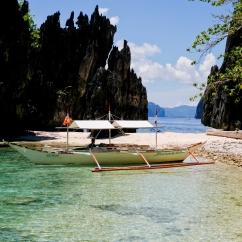Palawan - El Nido - Private Beach 2